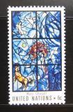 Poštovní známka OSN New York 1967 Umění Mi# 189