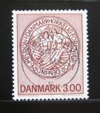 Poštovní známka Dánsko 1987 Asociace kněžích Mi# 904