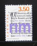 Poštovní známka Dánsko 1995 Rýmovaná kronika Mi# 1104