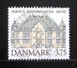 Poštovní známka Dánsko 1995 Škola v Aarhus Mi# 1094