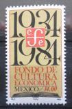 Poštovní známka Mexiko 1984 Kulturní fond Mi# 1907