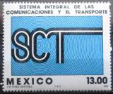 Poštovní známka Mexiko 1983 Integrální komunikace Mi# 1877