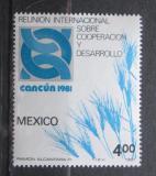 Poštovní známka Mexiko 1981 Rozvoj a spolupráce Mi# 1769
