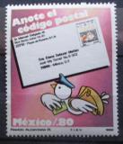Poštovní známka Mexiko 1982 Používej PSČ Mi# 1817