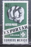 Poštovní známka Mexiko 1974 Propagace exportu Mi# 1409