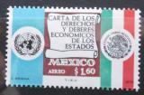 Poštovní známka Mexiko 1975 Ekonomická práva Mi# 1456