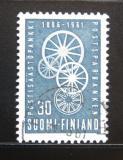 Poštovní známka Finsko 1961 Poštovní spořitelna Mi# 534