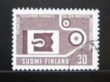 Poštovní známka Finsko 1964 Pokrok v národní produkci Mi# 554