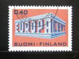 Poštovní známka Finsko 1969 Evropa CEPT Mi# 656