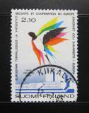 Poštovní známka Finsko 1985 Konference bezpečnosti Mi# 970