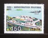 Poštovní známka Itálie 1973 Vojenské letectví Mi# 1399
