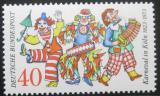 Poštovní známka Německo 1972 Karneval Mi# 748