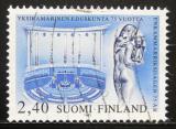 Poštovní známka Finsko 1982 Jednokomorový parlament Mi# 902