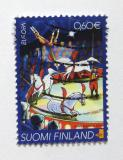 Poštovní známka Finsko 2002 Evropa CEPT Mi# 1623