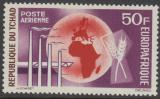 Poštovní známka Čad 1964 EUROPAFRIQUE Mi# 119