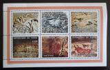 Poštovní známky Čad 1998 Fosílie Mi# 1827-32