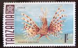Poštovní známka Tanzánie 1967 Ryba Mi# 28