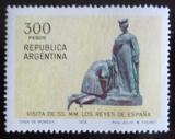 Poštovní známka Argentina 1978 Španělský královský pár Mi# 1368