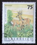 Poštovní známka Rakousko 2007 Srny Mi# 2640