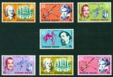 Poštovní známky  Togo 1967 Skladatelé, UNESCO, 20. výročí Mi# 569-75 0147
