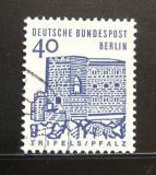 Poštovní známka Západní Berlín 1965 Pevnost Mi# 245