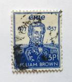Poštovní známka Irsko 1957 William Brown Mi# 132