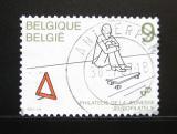 Poštovní známka Belgie 1986 Mládež a filatelie Mi# 2276