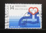 Poštovní známka Belgie 1990 Národní vodní zdroje Mi# 2416