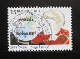Poštovní známka Belgie 1993 Děti a budoucnost Mi# 2583