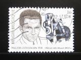 Poštovní známka Belgie 1996 Paul Van Ostaijen, spisovatel Mi# 2721