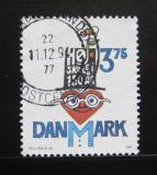 Poštovní známka Dánsko 1994 LŠU Mi# 1091