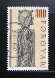 Poštovní známka Faerské ostrovy 1984 Náboženské umění Mi# 94