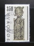 Poštovní známka Faerské ostrovy 1984 Náboženské umění Mi# 95