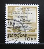 Poštovní známka Faerské ostrovy 1981 Starý nápis Mi# 69