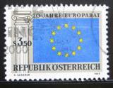 Poštovní známka Rakousko 1969 Rada Evropy Mi# 1292