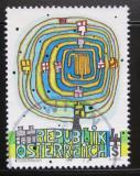 Poštovní známka Rakousko 1975 Moderní umění Mi# 1505