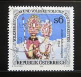 Poštovní známka Rakousko 1996 Folklór a zvyky Mi# 2177