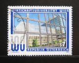 Poštovní známka Rakousko 1998 Obchodní univerzita Mi# 2264