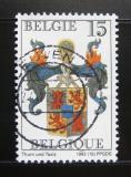 Poštovní známka Belgie 1992 Znak Thurn a Taxis Mi# 2535