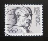 Poštovní známka Německo 1990 Wilhelm Leuschner, politik Mi# 1466