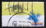 Poštovní známka Německo 2000 EXPO výstava Mi# 2089