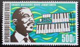 Poštovní známka Horní Volta 1972 Jimmy Smith Mi# 368 Kat 10€
