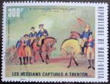 Poštovní známka Horní Volta 1975 Americká revoluce Mi# 573