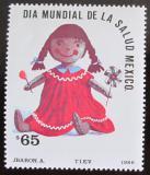 Poštovní známka Mexiko 1986 Světový den zdraví Mi# 1982