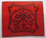 Poštovní známka Papežský stát 1867 Erb Mi# 15 Kat 850€