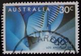 Poštovní známka Austrálie 1984 LOH Los Angeles Mi# 885