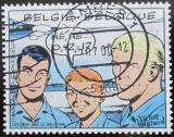Poštovní známka Belgie 1999 Komiks Mi# 2899