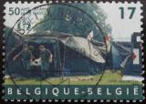 Poštovní známka Belgie 1999 Vojenský stan Mi# 2864