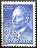 Poštovní známka Rakousko 1958 Oswald Redlich Mi# 1056