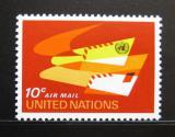 Poštovní známka OSN New York 1969 Symboly Mi# 213